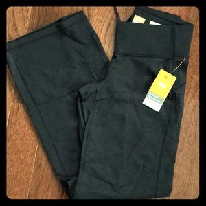 Lucy black athletic pants